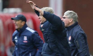 Gary Lineker mocks Arsene Wenger's Stoke strop on Match of the Day