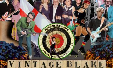 Sir Peter Blake reinvents Sgt Pepper album cover with his own inspirations