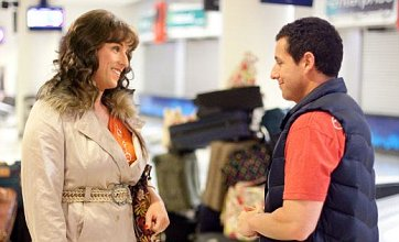 Adam Sandler flop Jack And Jill makes history after mopping up at Razzies