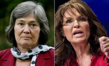Clare Short criticised for using word 'mongol' to describe Sarah Palin's son