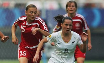 New Zealand women emulate men by qualifying for London 2012 football