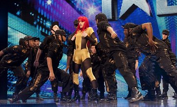 Britain's Got Talent act Four Corners vow to go topless in a bid to win