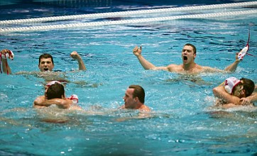 Montenegro, Romania, Spain and Greece earn 2012 water polo slots