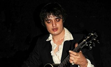 Pete Doherty to return to rehab as he blames love split on booze and drugs
