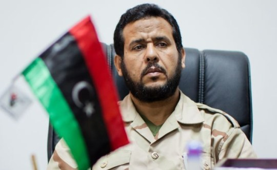 Abdel Hakim Belhadj, Libya