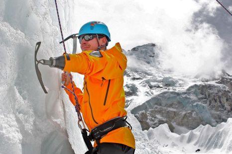 Jaco van Gass, Everest