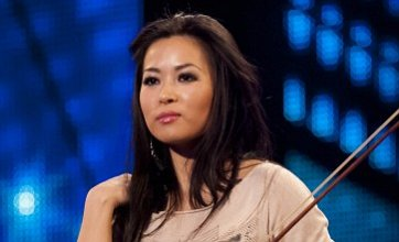 Britain's Got Talent violinist Analiza Ching's tears over nude photos leak