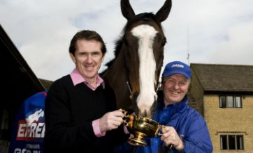 Tony McCoy's Synchronised favourite as Grand National full line-up revealed