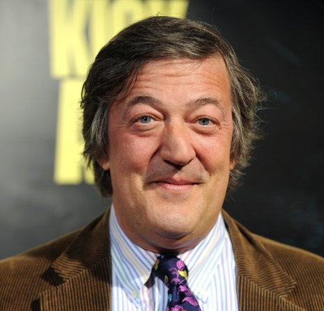 Doors Open will be produced by Stephen Fry's company Sprout Pictures (Picture: AFP/Getty)