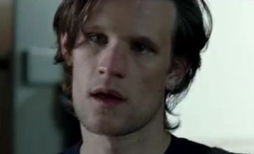 Clone trailer sees Doctor Whos Matt Smith get naked for