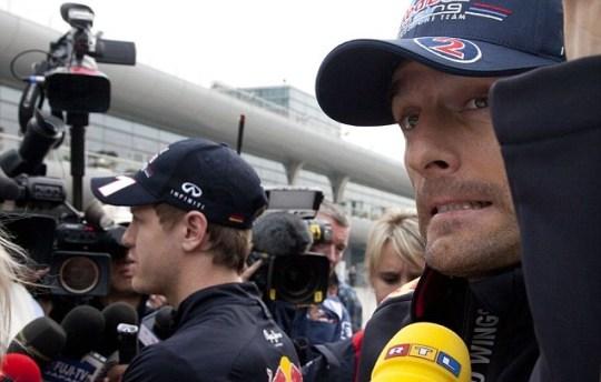 Formula One Bahrain China Grand Prix