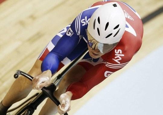 London 2012 Olympics cycling Geraint Thomas