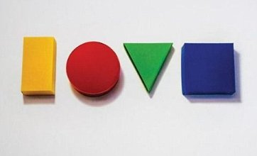 Jason Mraz's Love Is A Four Letter Word has mainstream appeal