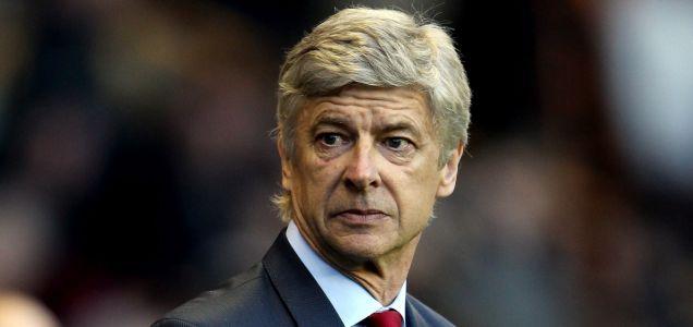 Arsene Wenger , Arsenal.