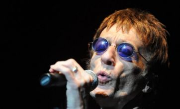 Robin Gibb's mother says family is cursed as Bee Gees star lies in coma with pneumonia