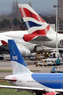 British Airways takeover of BMI