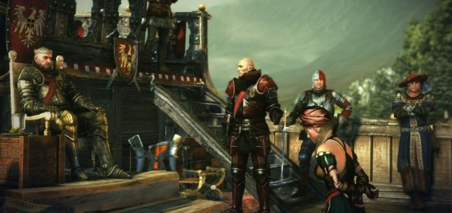 The Witcher 2: Assassins Of Kings - Enhanced Edition (360) - off with his head?