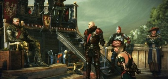 The Witcher 2 Enhanced Edition Review Toil And Trouble Metro News