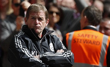 Liverpool boss Kenny Dalglish happy to kop flak on behalf of his team