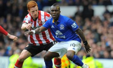 Everton's Royston Drenthe axed from FA Cup squad for discipline breach