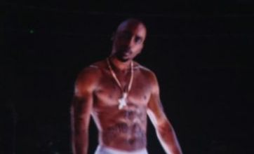 Tupac Shakur's hologram launches Twitter account after Coachella gig
