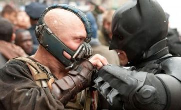The Dark Knight Rises' Tom Hardy: Bane isn't like Heath Ledger's Joker