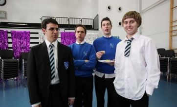 The Inbetweeners fourth series is total b*******, says writer