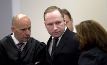 Anders Behring Breivik: I wanted to decapitate ex-PM and 'kill everyone'