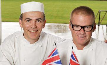 Heston Blumenthal unveils Queen's Diamond Jubilee picnic hamper range