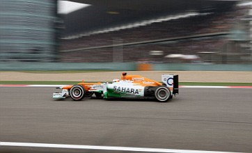 Force India member returns home after bombing in Bahrain