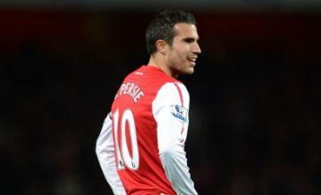 Robin van Persie must leave Arsenal to win trophies, says Patrick Kluivert