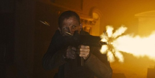 New James Bond images offer hint of Skyfall's explosive