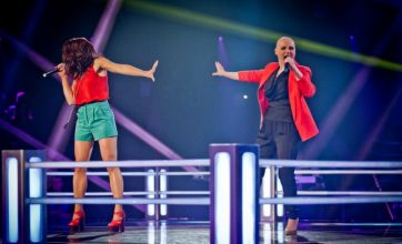 The Voice turned duets on their head with the fierce but fair Battle Weekend