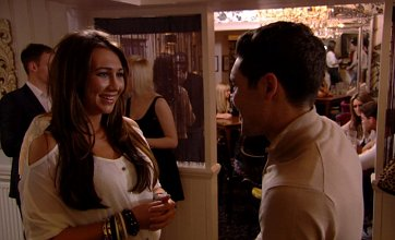 TOWIE sees Lauren Goodger asked out on a date by Tom P