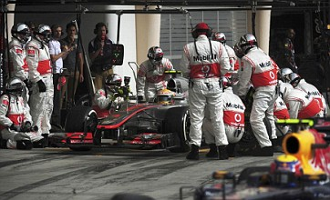 Lewis Hamilton bemoans mistakes from McLaren pit team in Bahrain