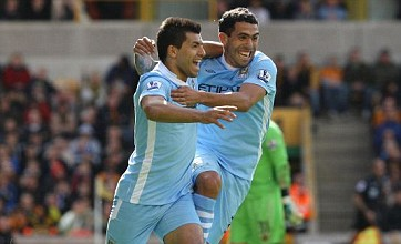Manchester City condemn toothless Wolves to relegation
