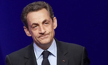 Nicolas Sarkozy beaten in first round of French election by Francois Hollande