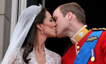 Prince William and Kate Middleton plan 'private' wedding anniversary