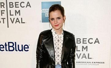 Emma Watson joins Glee stars at Struck By Lightning premiere