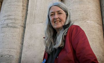Mary Beard hits back at AA Gill 'ugly' jibes in Meet The Romans review