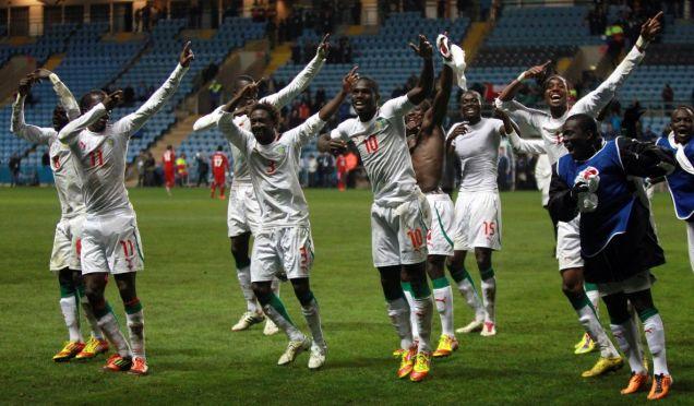 Senegal, London 2012 Olympics