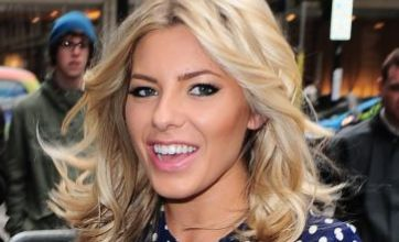 Mollie King: Prince Harry and I are not dating – we're just friends
