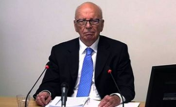 Rupert Murdoch admits phone hacking cover-up at News of the World