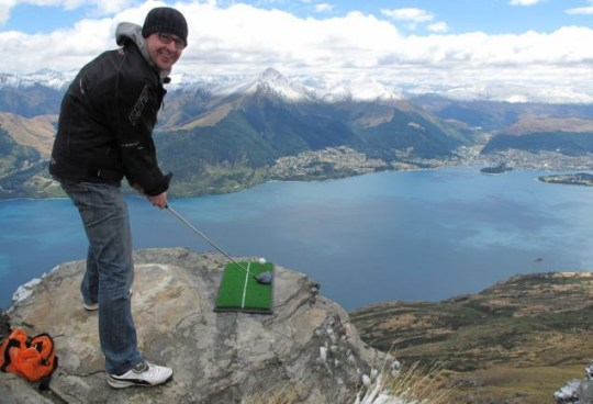Doug Shields, New Zealand