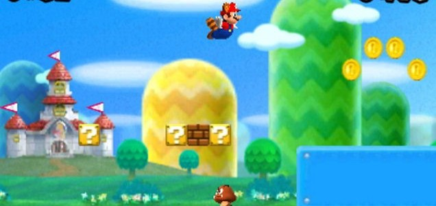 New Super Mario Bros. 2 - available in shops and online