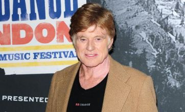 Robert Redford hits out at David Cameron at Sundance London launch