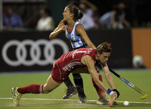 London 2012 Olympics hockey