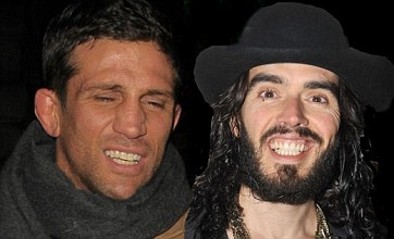 Russell Brand v Alex Reid: Celebrity Face Off