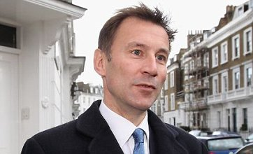 Jeremy Hunt request to bring forward Leveson appearance over BSkyB scandal rejected