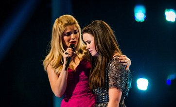 Sam Buttery and Sophie Griffin kicked off The Voice UK